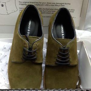 Brand New Thomas & Vine Green Casual shoes sz 9.5